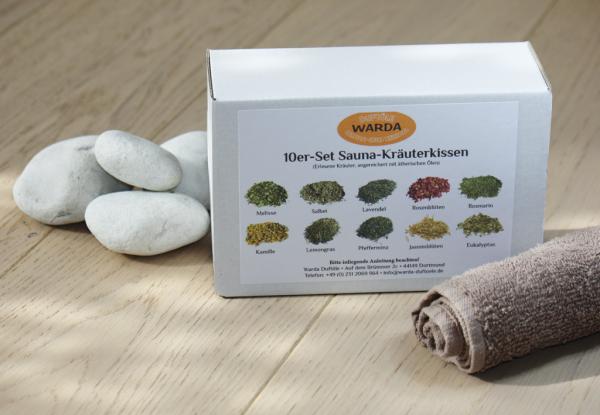 Warda Sauna Kräuterkissen