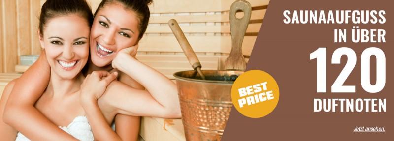 Im saunaaufguss-shop.de finden Sie eine breite Uaswahl an hochwertigen Saunadüften